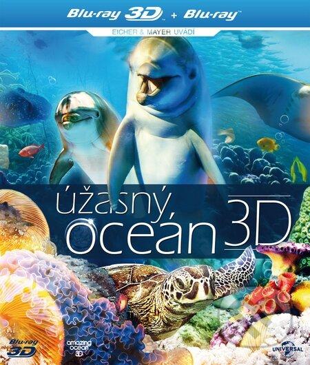 Úžasný oceán 3D BLU-RAY