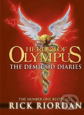 Heroes of Olympus: The Demigod Diaries - Rick Riordan