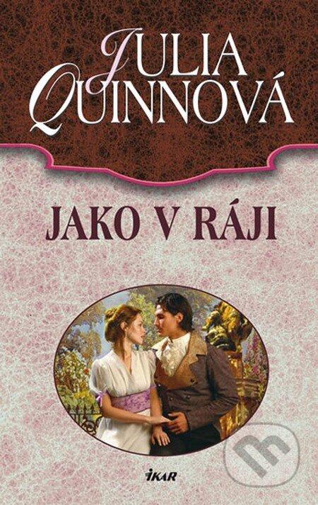 Jako v ráji - Julia Quinnová