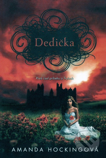 Dedička - Amanda Hocking