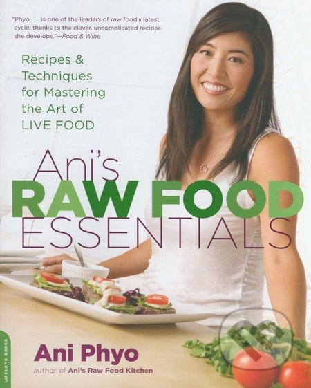 Anis Raw Food Essentials - Ani Phyo