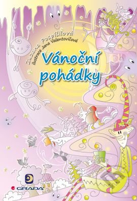 Vánoční pohádky - Zuzana Pospíšilová