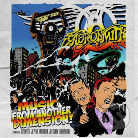 Aerosmith: Music from another dimension! - Aerosmith
