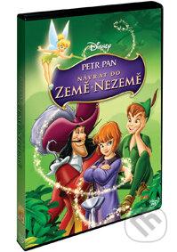 Petr Pan 2.: Návrat do Země Nezemě DVD