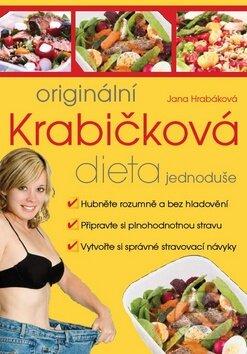 Originální krabičková dieta - Jana Hrabáková