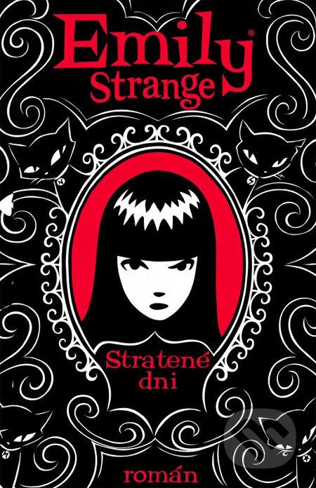 Emily Strange: Stratené dni - Rob Reger