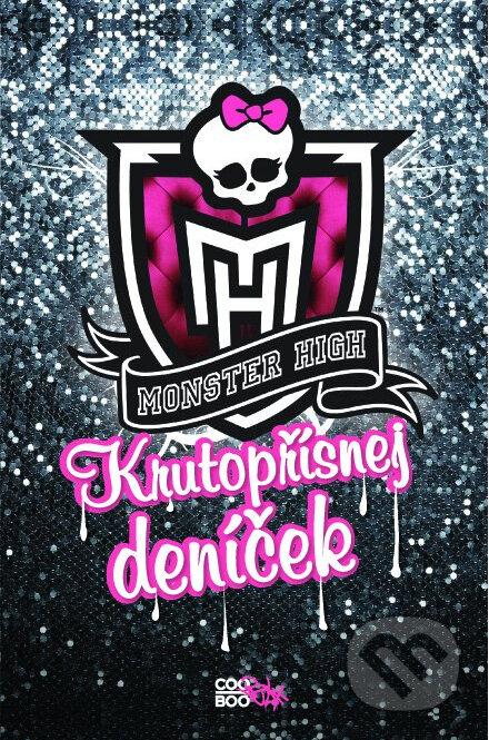 Monster High: Krutopřísnej deníček -