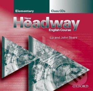 New Headway - Elementary Class CDs -