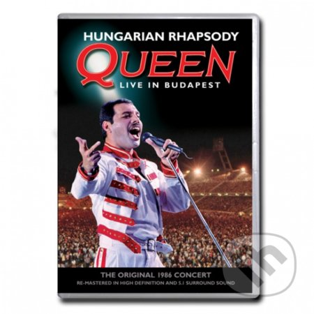 Queen: Hungarian Rhapsody (Live In Budapest) - Queen