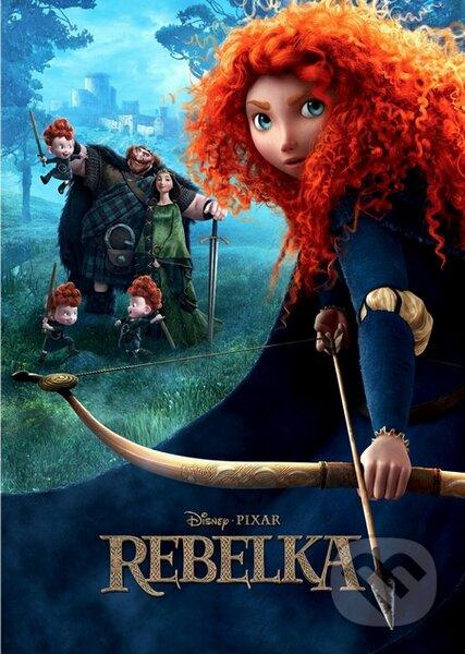 Rebelka DVD