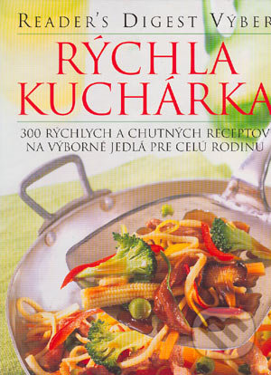 Rýchla kuchárka - Kolektív autorov