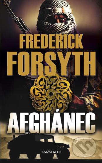 Afghánec - Frederick Forsyth