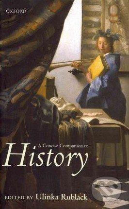 A Concise Companion to History - Ulinka Rublack