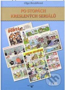 Po stopách kreslených seriálů - Olga Bezděková