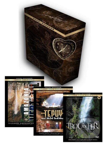 3DVD kolekcia GRAND PRIX II DVD