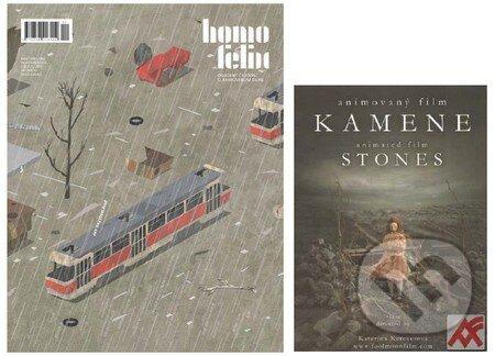 set Homo Felix 02/2012 - DVD Kamene (limitovaná edícia) -
