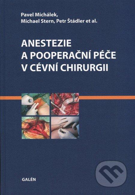Anestezie a pooperační péče v cévní chirurgii - Pavel Michálek, Michael Stern, Petr Štádler