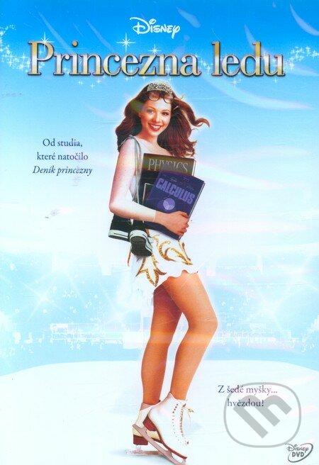 Princezna ledu DVD