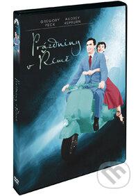 Prázdniny v Římě DVD