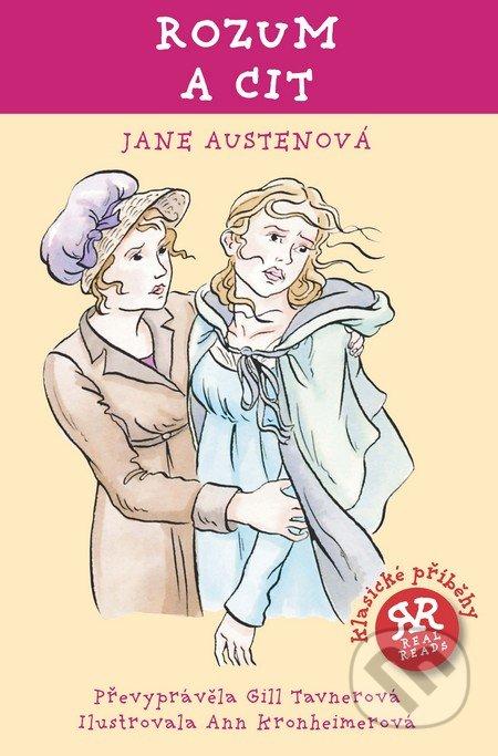 Rozum a cit (český jazyk) - Jane Austen