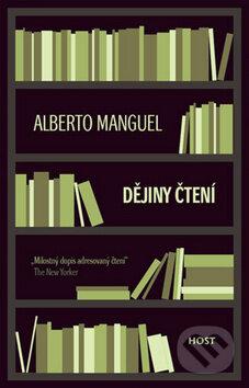 Dějiny čtení - Alberto Manguel