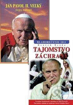 Ján Pavol II. Veľký (Stopy svätosti) + Tajomstvo záchrany - Jan-Jerzy Górny, Henryk Bejda