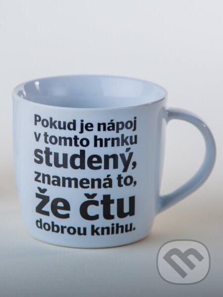 Martinus hrnek Pokud je nápoj v tomto... -