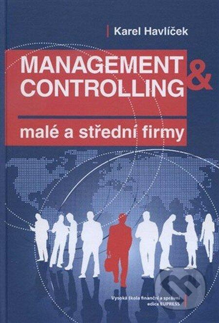Management & controlling - Karel Havlíček