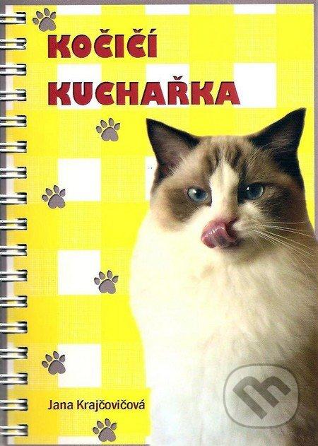 Kočičí kuchařka - Jana Krajčovičová