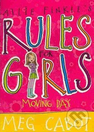 Allie Finkle\'s Rules for Girls: Moving Day - Meg Cabot