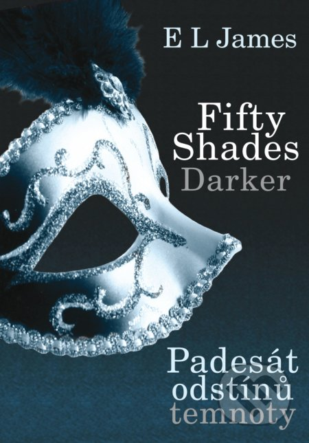 Fifty Shades Darker: Padesát odstínů temnoty - E L James