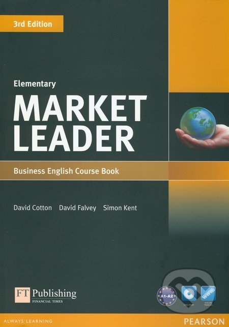 Market Leader New - Elementary - Course Book -