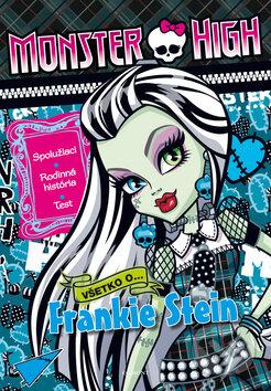Monster High: Všetko o Frankie Stein -