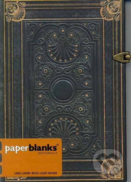 Paperblanks - Nocturnelle - MIDI - linajkový -