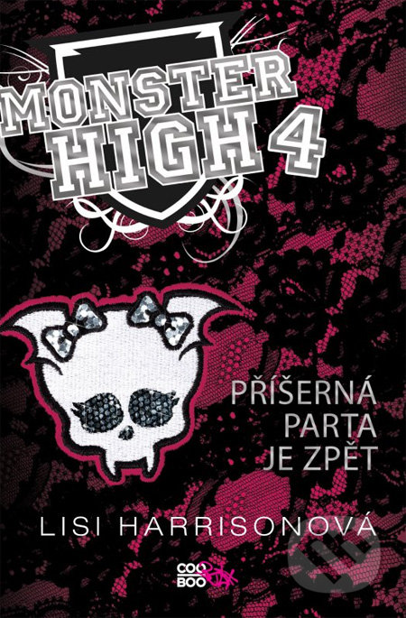 Monster High 4: Příšerná parta je zpět - Lisi Harrisonová