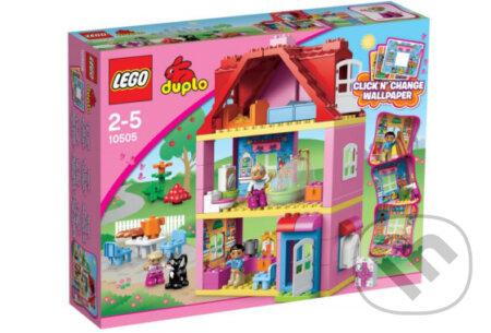 LEGO Duplo 10505 Lego Ville Domček na hranie -