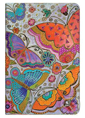 Paperblanks - Flutterbyes - MINI - linajkový -