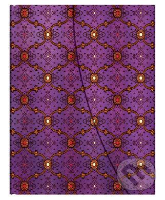 Paperblanks - Violet - ULTRA - linajkový -