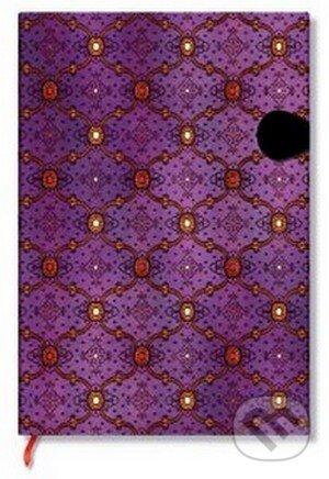 Paperblanks - Violet - GRANDE - linajkový -