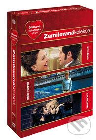 Kolekce: Půlnoc v Paříži + Vrtěti ženou + Blue Valentine DVD