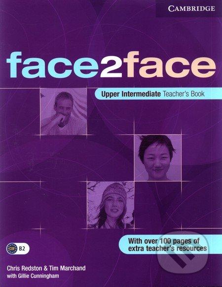Face2Face - Upper Intermediate - Teacher\'s Book - Chris Redston, Gillie Cunningham