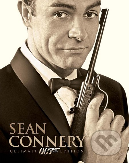 Sean Connery JAMES BOND kolekce BLU-RAY