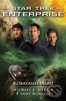 Star Trek: Enterprise - Michael A. Martin, Andy Mangels