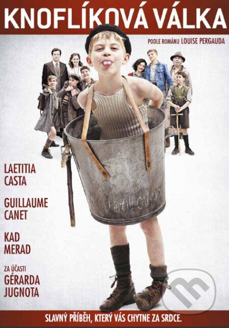 Gombíková vojna DVD