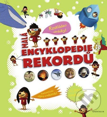 Malá encyklopedie rekordů - Delphine Grinberg