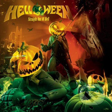 Helloween: Straight out of hell - Helloween