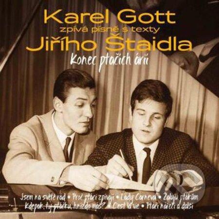 Karel Gott: Konec ptačích árií - Karel Gott