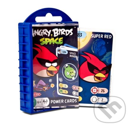 Angry Birds Space karty -