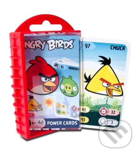 Angry Birds karty -