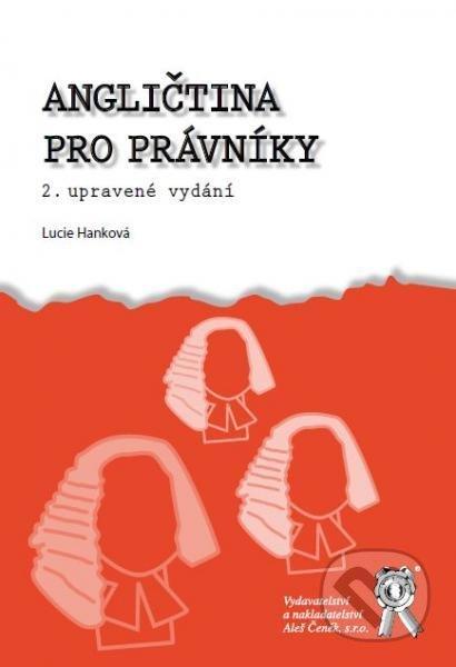 Angličtina pro právníky - Lucie Hanková